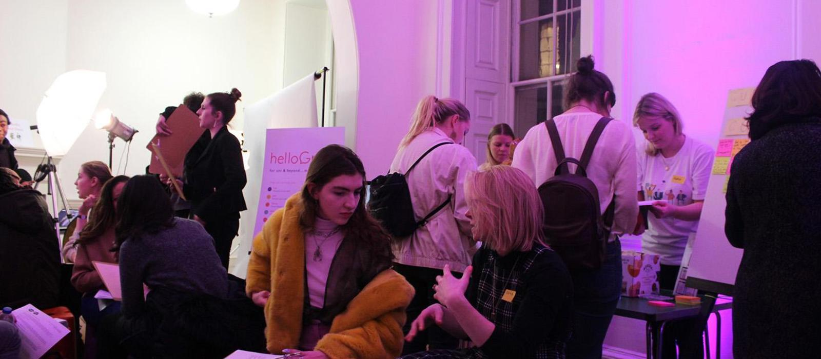 Creative Job Studio: Meet the Fashion Industry Drop-In